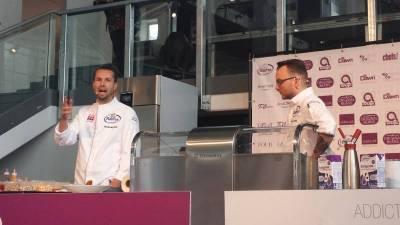 Matthias Mittermeier und Marcus Hannig