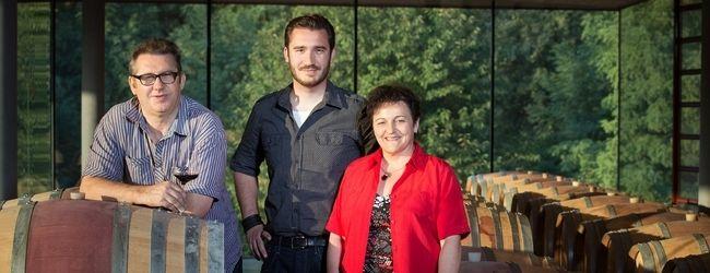 Zwei Generationen der Familie Faulhammer-Körper