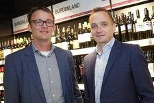 Florian Größwang und Klaus Pollhammer