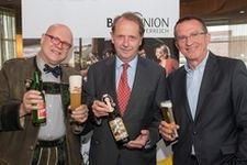 Bierkulturbericht 2014 - Conrad Seidl, Markus Liebl und Andreas Stieber
