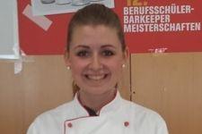 Die Siegerin Lisa-Maria Vostal