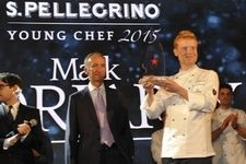 S.Pellegrino Young Chef 2015 - Mark Moriarty