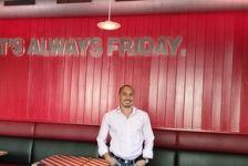 Erfolg für neuen Geschäftsführer im TGI Fidays